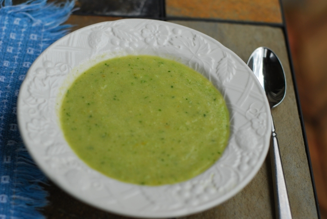 green gazpacho 4