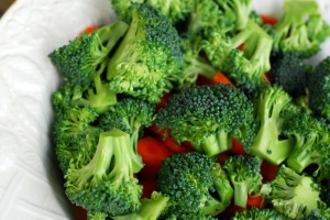 broccoli and carrots 2