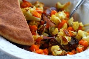 vegetables in bowl 2